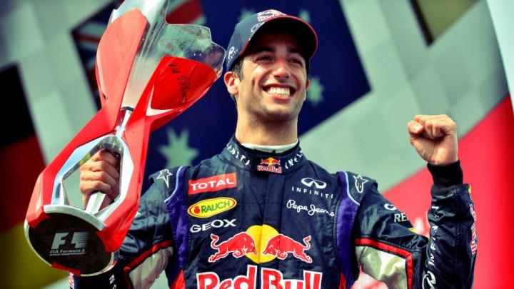 Ricciardo: Baš neočekivano, hvala ekipi koja se razbila od posla