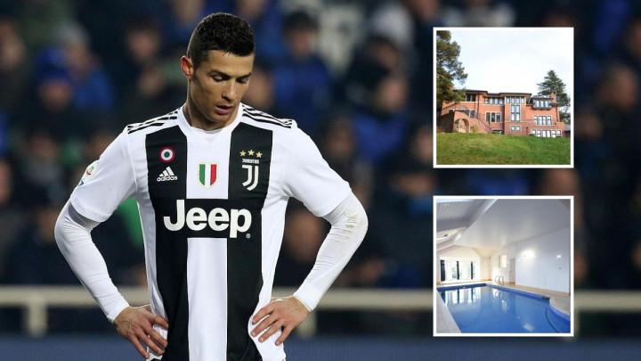 Više se ne vraća: Ronaldo prodao kuću u Manchesteru i ostao na velikom gubitku