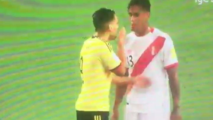 Nevjerovatni Falcao priznao šta je rekao Peruancima