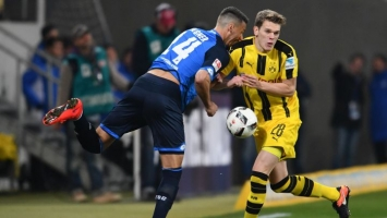 Remi Hoffenheima i Dortmunda u sjajnom meču