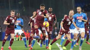 Napoli i Torino odigrali meč bez golova