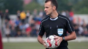 UEFA mu vjeruje: Peljto ponovo sudi meč Evropske lige