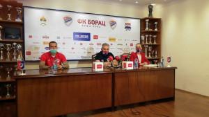 Jagodić poštuje FK Sloboda, ali nema dileme: Favoriti smo, a tako ćemo se postaviti u svakom meču
