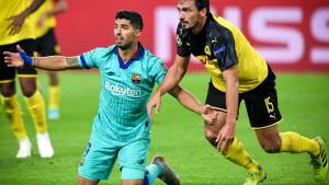 Luis Suarez bio na korak od Juventusa, ali jedan telefonski poziv je sve promijenio