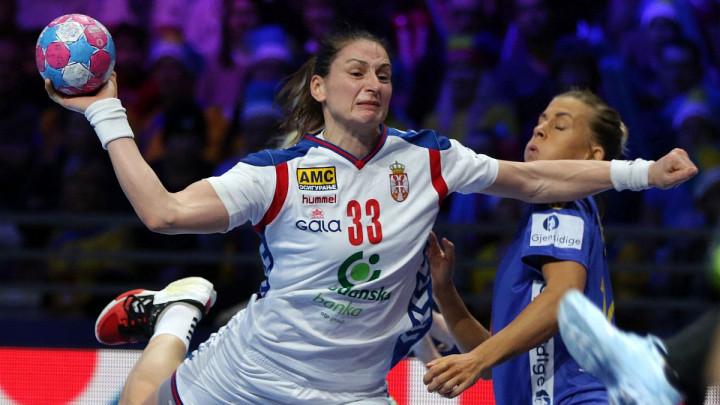 Srbija nadigrala favorizovanu Dansku i u drugi krug prenijela dva boda