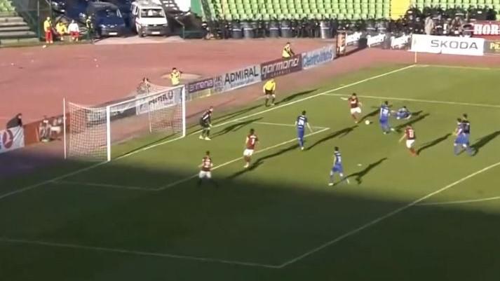 Očajna reakcija Bilobrka: Kapić pogodio za 2:0 i veliko slavlje navijača Sarajeva