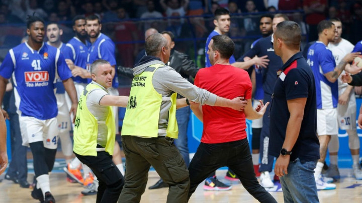 U ponedeljak igraju Budućnost i Zvezda, Crnogorci strahuju od velikih nereda