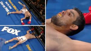 Kad sudija loše procijeni situaciju: Vratio se poslije prvog nokauta, pa skoro završio van ringa