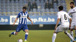 Šovšić i Ramović treniraju s prvoligašem
