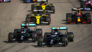 Bottas najbrži u Sočiju, Hamiltona početnička greška skupo koštala