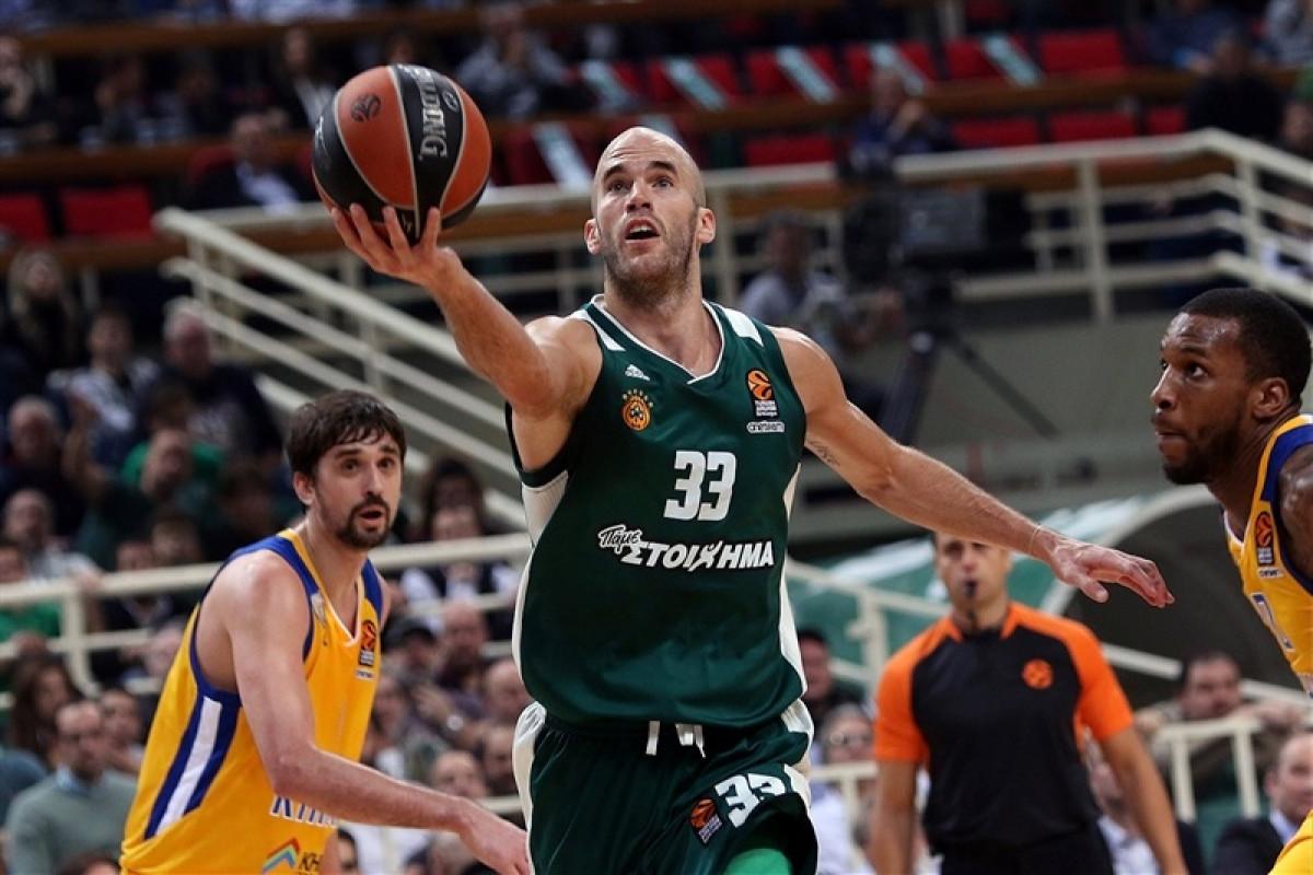 Khimki u drugom poluvremenu slomio Panathinaikos