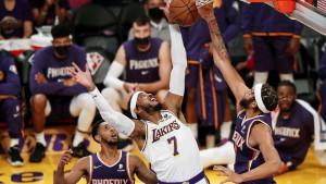 Lakersi na krilima Anthonyja nekako uspjeli da pobijede Memphis Grizzliese