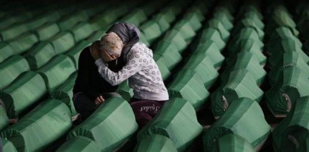 Dan žalosti - Srebrenica