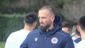 Feđa Kulaglić: Jaka konkurencija na golu je uvijek dobra jer momci tjeraju jedni druge da budu bolji