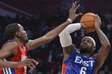 LeBron James: Sa Durantom su još opasniji