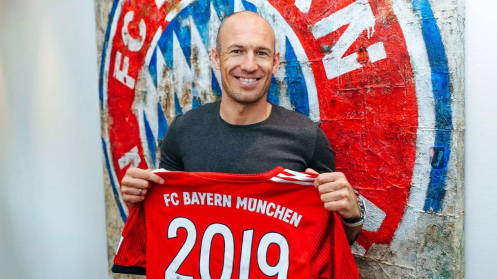 Robben produžio i poručio: Želim i dalje biti važan u Bayernu