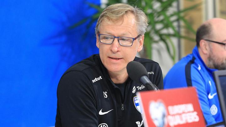Selektor Finske nadmudrio Prosinečkog i poručio: Samo su nam jednom šutnuli na gol