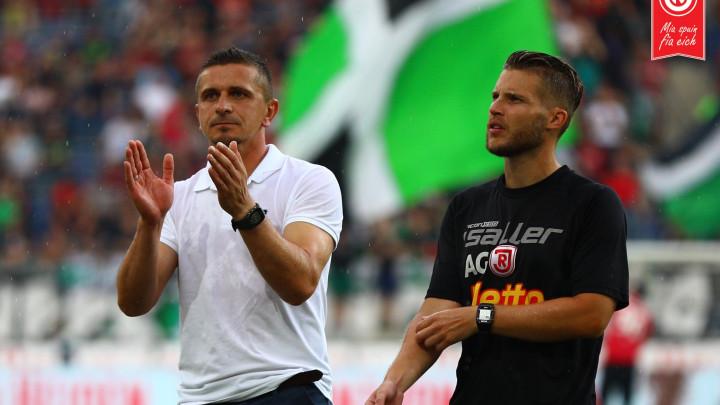 Selimbegović zaustavio HSV