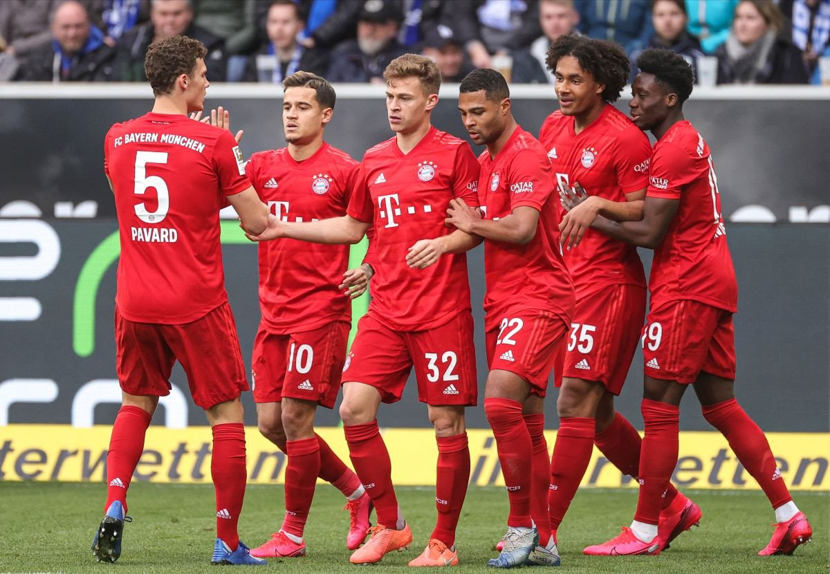 Mia San Mia nestaje sa dresa Bayerna
