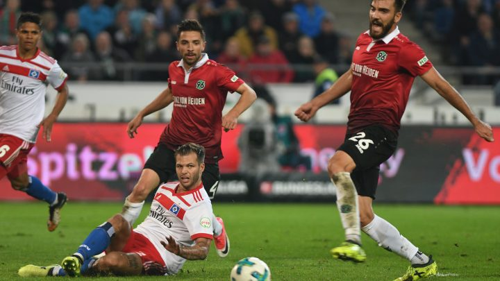 Debi Salihovića u porazu HSV-a