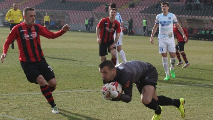 Bivši reprezentativac Kosova pojačava konkurenciju na golmanskoj poziciji NK Čelik