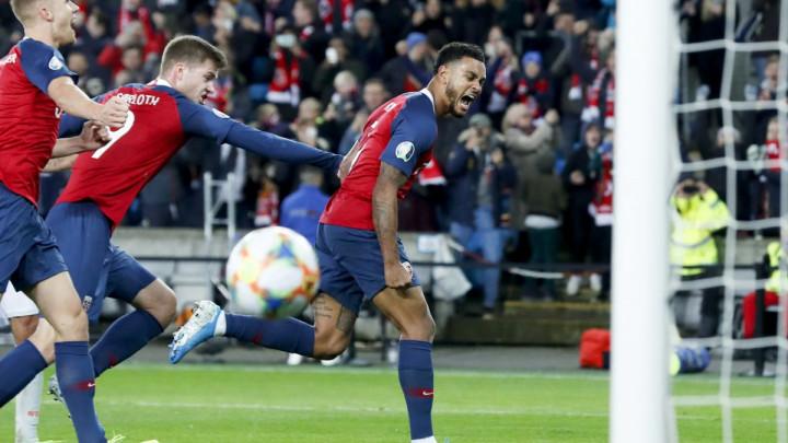 Norveški napadač jučer je protiv Španije napravio pravu rijetkost