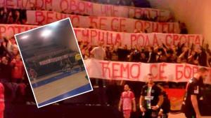 RK Novi Pazar u Beogradu prošao kroz psihičku golgotu uz sramotne parole navijača