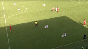 Kao u 1. ligi FBiH: Fudbaleri kluba iz Srbije sjeli na teren