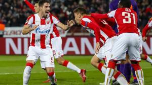 Ludilo u Beogradu, Zvezda vodi 2:0 protiv Liverpoola!