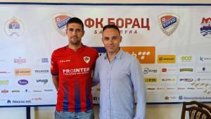 Marko Brtan potpisao za FK Borac