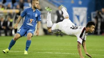 Lech primio pet golova protiv Cracovie