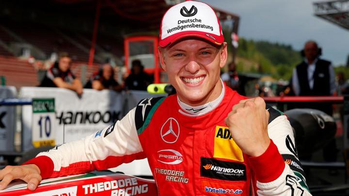 Ide očevim stopama: Schumacherov sin stigao do Formule 1