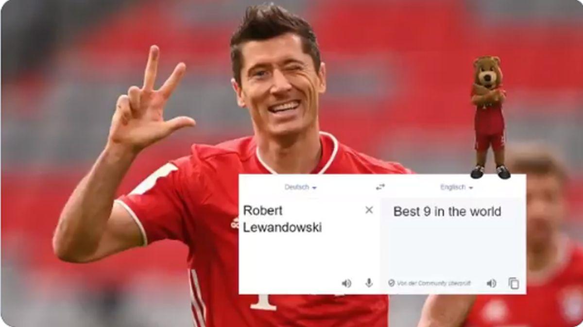 Epska objava Bayerna nakon savršenog hat-tricka sjajnog Lewandowskog