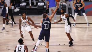 Trojka Luke Dončića koja je 'iščupala srce' Boston Celticsima