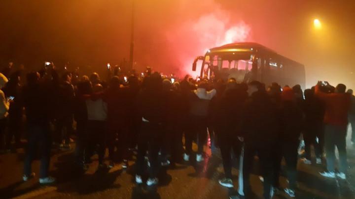 Horde zla na Bradini napravile spektakl: Igrači Sarajeva ostali u nevjerici!