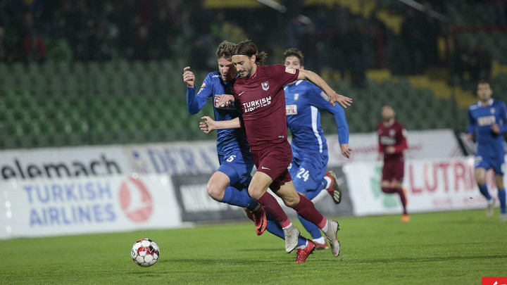 Musemić bez Ahmetovića u naredne tri utakmice?