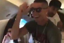 Ronaldo sa prijateljima i djevojkom u posebnom izdanju