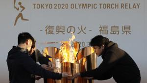 Šta će biti s olimpijskom bakljom?