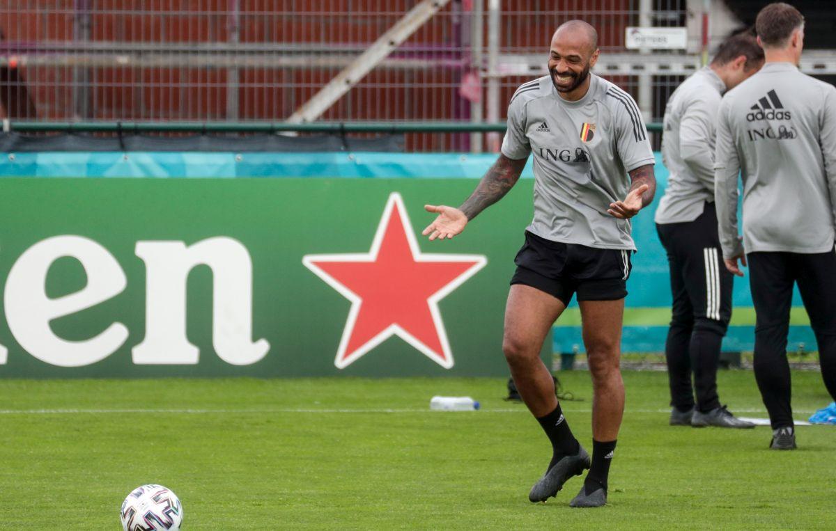 Henry napustio reprezentaciju Belgije, ali na odlasku oduševio javnost svojim potezom