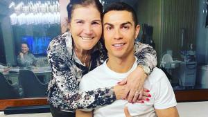 Majka Cristiana Ronalda želi sina u voljenom klubu: Uvjerit ću ga da se vrati