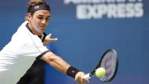 Federer posramio Goffina u New Yorku
