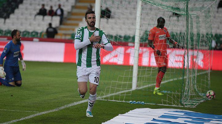 Bajić se upisao u historiju Konyaspora