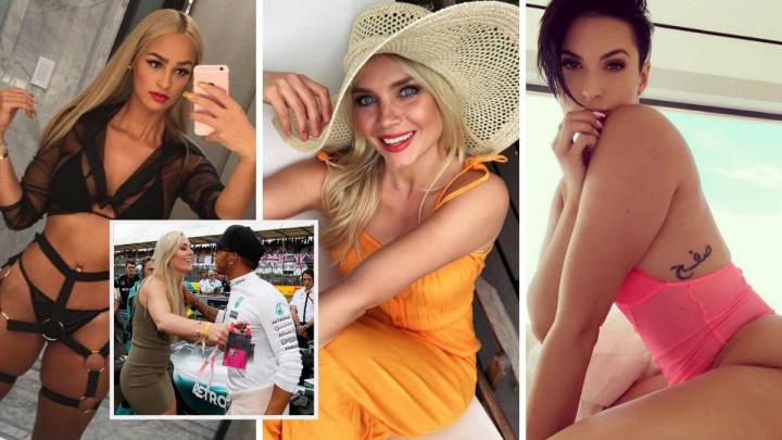 Lewis Hamilton: Vladar Formule 1 i lijepih žena