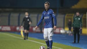Srđan Stanić u klubu 200: Igrač Željezničara proslavio veliki jubilej protiv Mladosti