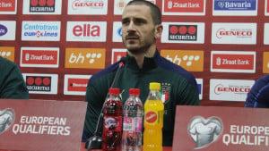 """Bonucci u Zenici govorio o slučaju """"Ronaldo"""""""