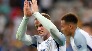 Englezi bijesni: Rooney uživa nakon ispadanja sa Eura