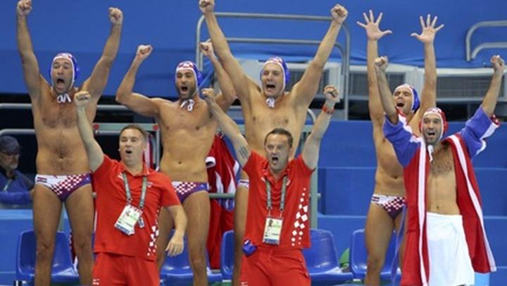 Hrvatska potopila Crnu Goru za finale Olimpijskih igara