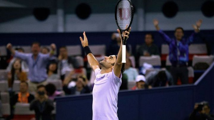 Novo priznanje za Rogera Federera