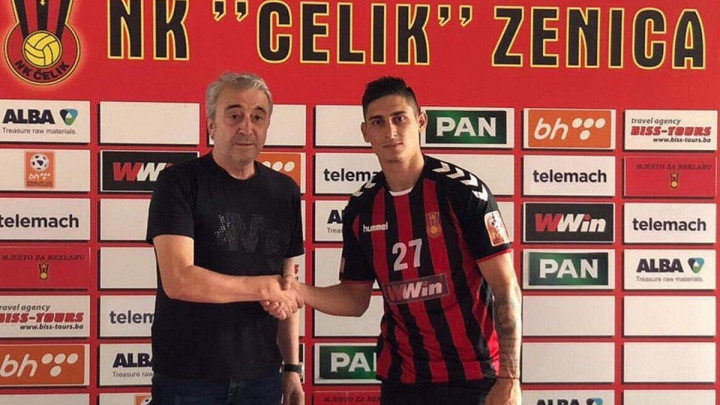 Paragvajac potpisao za NK Čelik