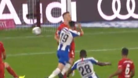 Nevjerovatan i nesvakidašnji gol Ibiševića Bayernu
